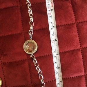 Origami Owl Jewelry - Origami Owl silver chain bracelet